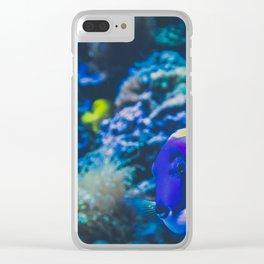 finding dori Clear iPhone Case