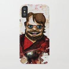 Guillermo del Toro iPhone X Slim Case