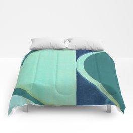 Waning Crescent Comforters