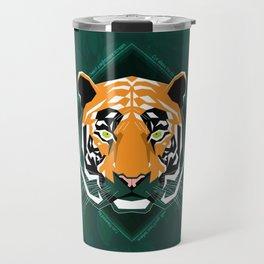 Tiger's day Travel Mug