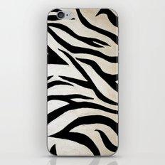 Tyger Stripes iPhone & iPod Skin