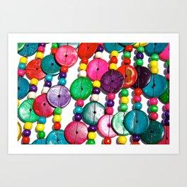 Rosi 2 Art Print