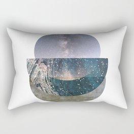 Pieces of World Rectangular Pillow