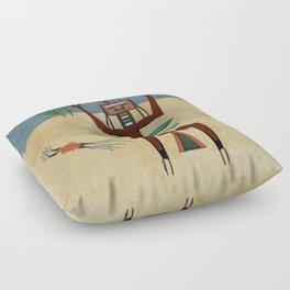Healing Ceremony Floor Pillow