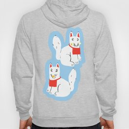 Kitsune - Japanese Messenger Fox Hoody