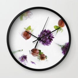 The Art of Preservation 3 Wall Clock