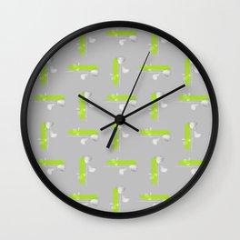 STRAIGHT Y42 Wall Clock