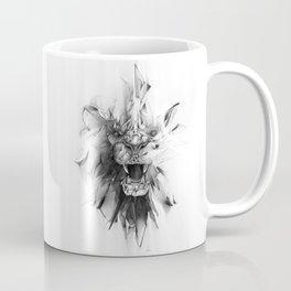 STONE LION Coffee Mug