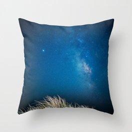 Cape Cod Night Sky Throw Pillow