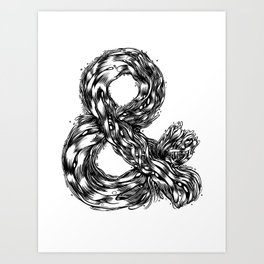 The Illustrated & Art Print