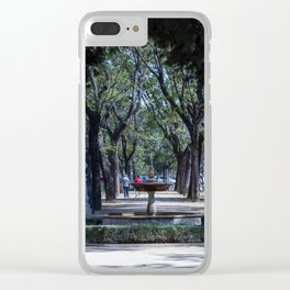 arco Clear iPhone Case