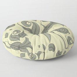Botanica 4 Floor Pillow