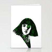 fringe Stationery Cards featuring fringe by fashionistheonlycure