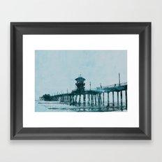 HB Framed Art Print