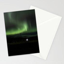 aurora borealis - 8 Stationery Cards