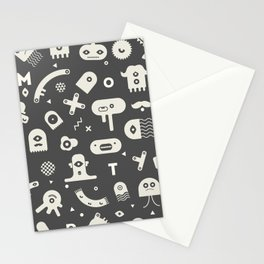 Monters Love Stationery Cards