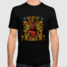 Cthulhu Rising: Vhuzompha Black Mens Fitted Tee MEDIUM