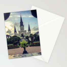 Through the Iron Gates Stationery Cards