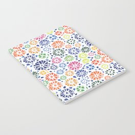 Flower Burst Notebook