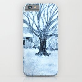 In The Coolness Of The Moon Light iPhone Case
