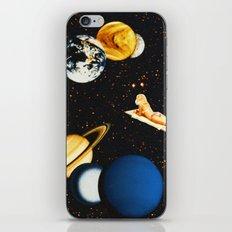 Planetary dream iPhone & iPod Skin