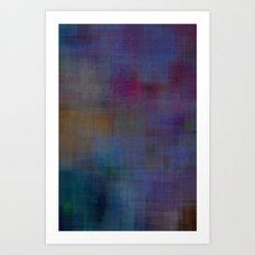 Blend#5 Art Print