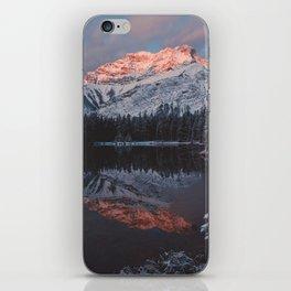 Mount Cascade iPhone Skin