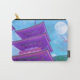 Kiyomizu Vaporpastel Carry-All Pouch
