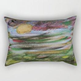 Tumultuous Clouds Rectangular Pillow