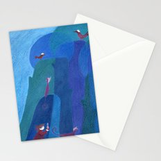 Finding someone special Stationery Cards