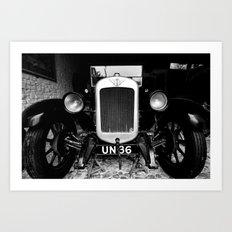 UN 36 Art Print