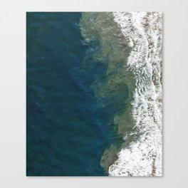Ocean Crush Canvas Print