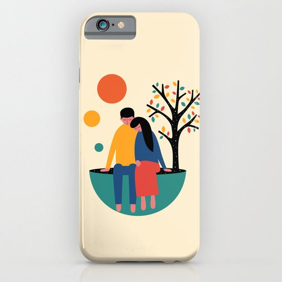 Always and forever iPhone & iPod Case