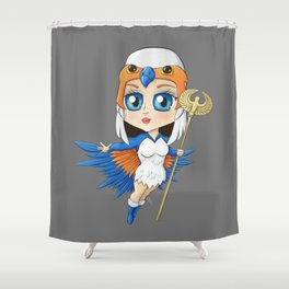 The Sorceress of Grayskull Shower Curtain