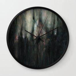 In Gloom Wall Clock