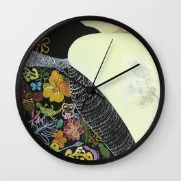 Witness Wall Clock