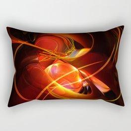 Feuertanz Rectangular Pillow