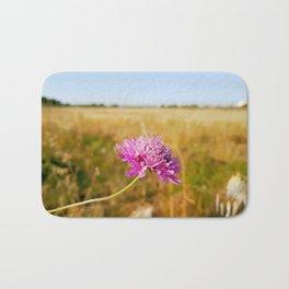 Apulian flower (2) Bath Mat