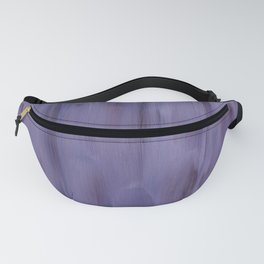 Simple Purple Fanny Pack
