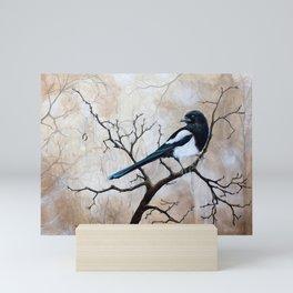 Promise - Magpie Mini Art Print