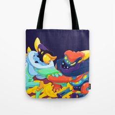 Moon & Stars Tote Bag