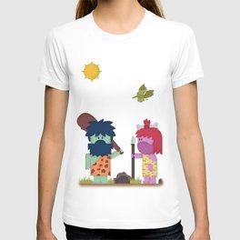 Prehistoricus Monstris T-shirt