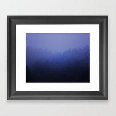 Gloaming Framed Art Print