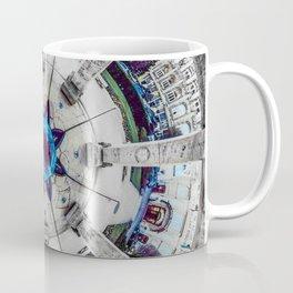 Mandala square Coffee Mug