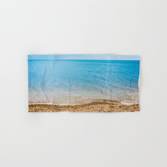 As Free As The Ocean Hand & Bath Towel