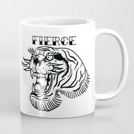 FIERCE TIGER Coffee Mug