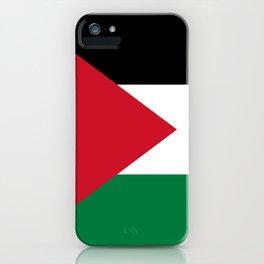 Flag of Palestine iPhone Case