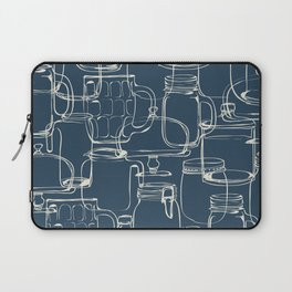 glass containers Laptop Sleeve