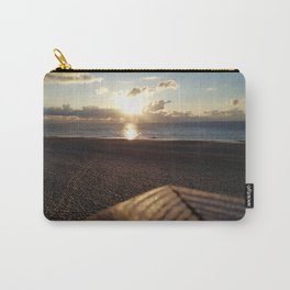 go out with the setting sun Carry-All Pouch