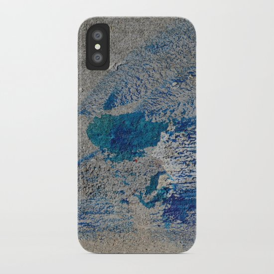 Spilled Paint iPhone Case